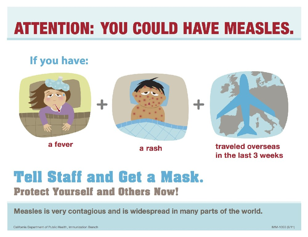 measles - english